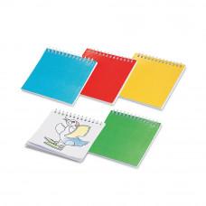 93466 CUCKOO. Caderno para colorir