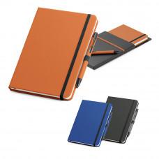 Kit de caderno e esferográfica 93795