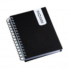 Agenda Wire-o Capa Prime Preta 500L