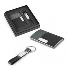93314 - Kit de porta cartões e chaveiro