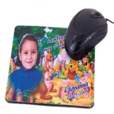 Cod 9001 - Mouse Pad RETANGULAR Grande - Impressão 1 lado
